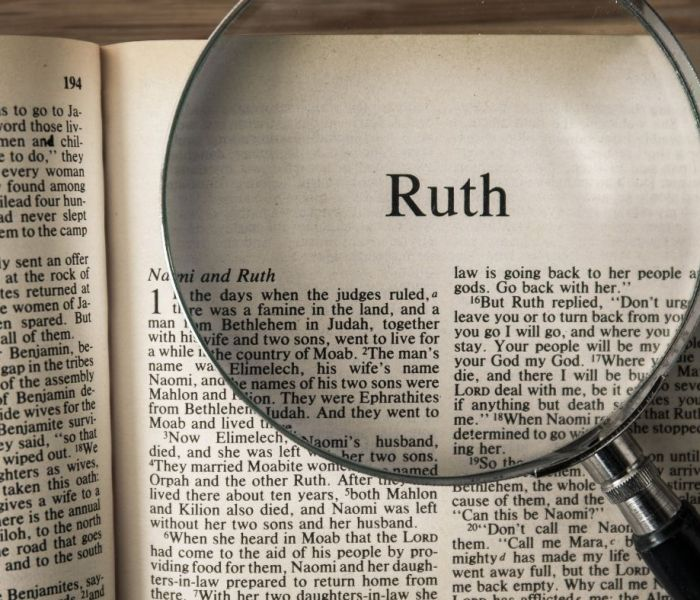 Everyone Is Important To God – Ruth