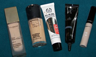 foundation and concealor