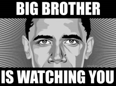 Big Brother Is Already Watching