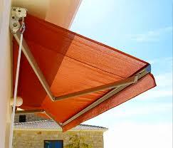 fold arm awning