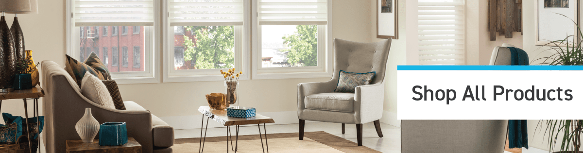 shop all custom blinds and shades