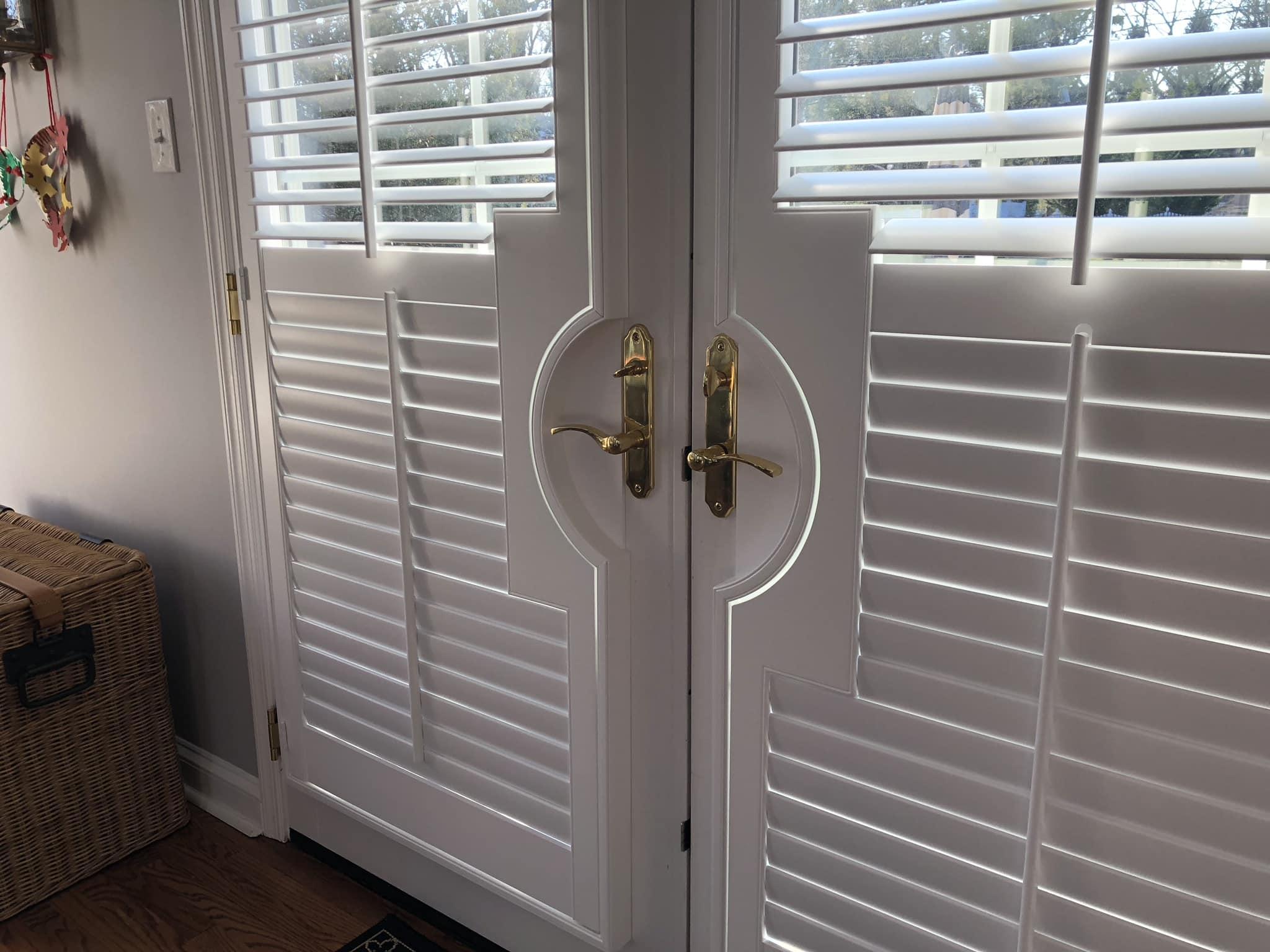 the best sliding glass door shutters