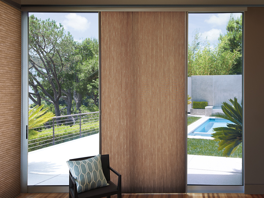 what to do about a patio door or slider