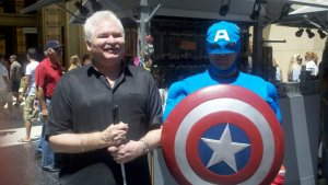 Jay and Captain America pic2