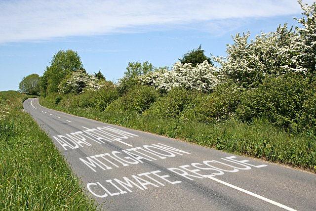 A new road for climate strategy. Image: Tony Atkin, wikimedia