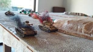 10 - 1st Panzer platoon goes boom