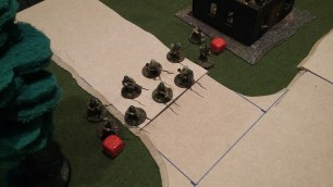 13 - Riflemen right flank