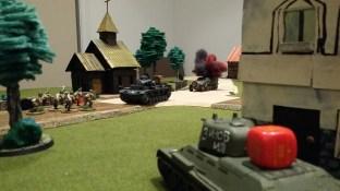 33 - Left flank