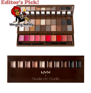 nyx nude on nude kit editor's pick