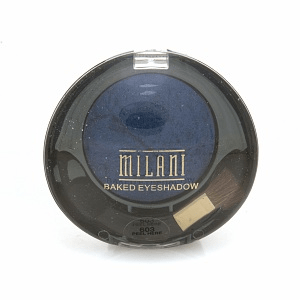 Milani Blue My Mind Baked Metallic Eyeshadow