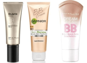BB Creams group photo