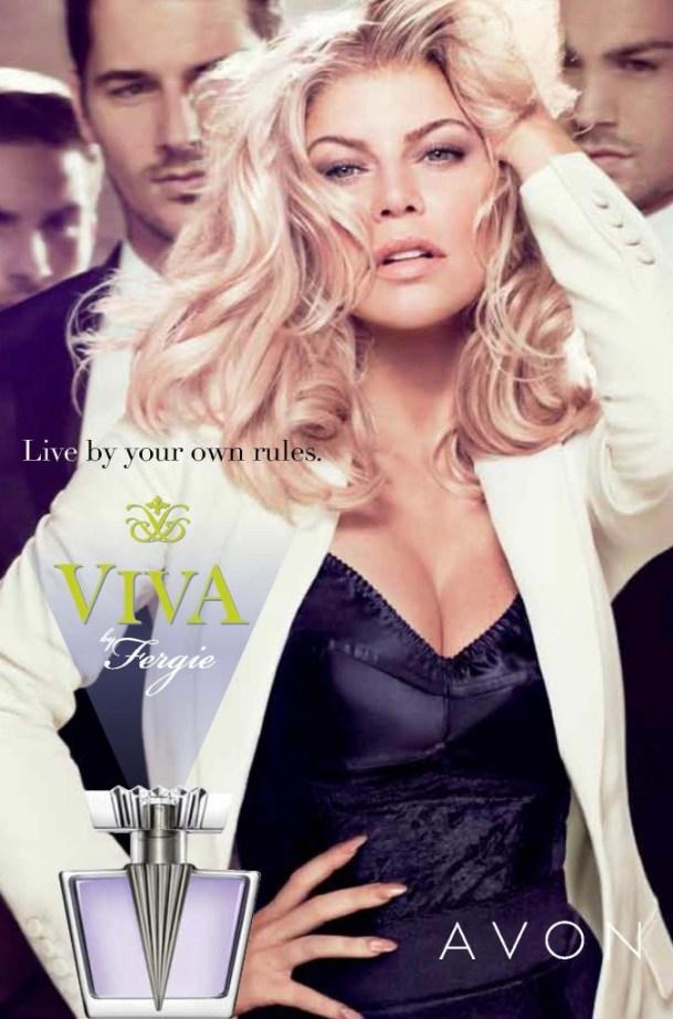 Fergie Viva Avon Fragrance Launch 1