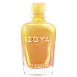 Zoya Nail Polish | Goldie