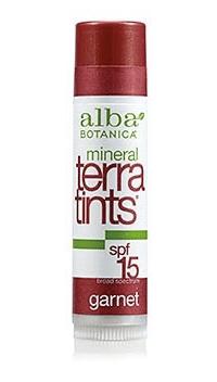 Alba Botanica Terra Tints garnet 3.99