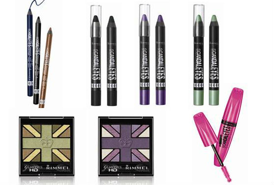 rimmel smokey eye essentials