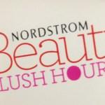 Nordstrom Beauty Blush Hour logo