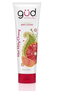 güd by Burt's Bees Red Ruby Groovy Natural Body Lotion