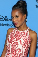 Kerry Washington attends the 2013 Disney/ABC Television Critics Association's summer press tour party at The Beverly Hilton Hotel in Beverly Hills. (August 4, 2013 - Source: PacificCoastNews.com