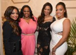 Christina Milian, Jill Scott, Paula Patton and LaLa Anthony attend the premiere of Fox Searchlight Pictures' 'Baggage Claim'