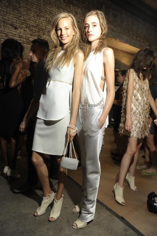 NARS for Thakoon ss14 new york fashion week