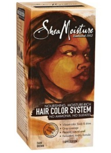 shea moisture dark brown