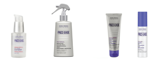 Frizz ease for nicole richie get the look