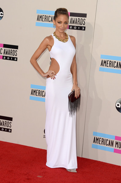 Nicole Richie 2013 AMAs getty images