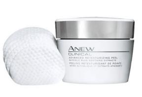Avon Anew retexturizing peel
