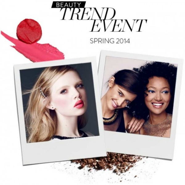 beauty trend event nordstrom spring 2014