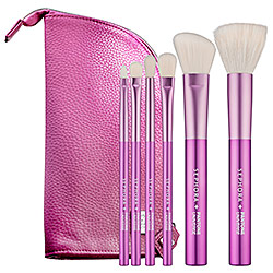Sephora Radiant Orchid Collection  Color Gaze Brush Set - $68