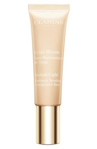 Clarins radiance booster base in champagne