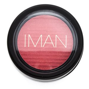 Iman Luxury Blushing Powder in Peace