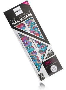nc|LA for DooBop Patina Nail Wraps