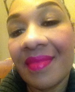 IMAN Luxury Moisturizing Lipstick, Flirtatious