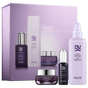 NUDE Skincare Essential Skin Radiance Kit ($52).