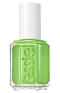 Essie Neon Collection Vices Versa -- lime green