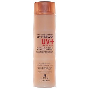 QTY  $22.00 ALTERNA Bamboo UV+ Color Protection Vibrant Color Conditioner