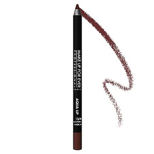 MAKE UP FOR EVER Aqua Lip Waterproof Lipliner Pencil in Chocolate Brown 19