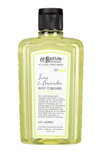 C.O. Bigelow Village Perfumer Body Cleanser - Lime & Coriander