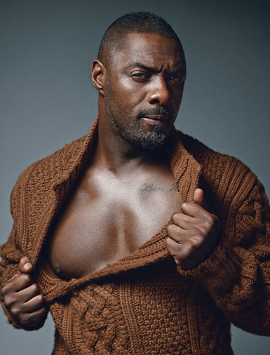 Idris Elba Details 2014 Style Issue