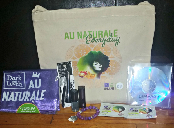 Dark and Lovely® Au Naturalé & Everyday People Style Suite and Brunch