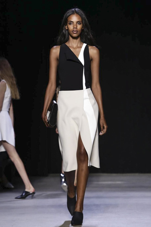 Narciso Rodriguez, Ready to Wear Spring Summer 2015 Collection in New York