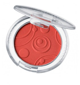 essence silky touch blush in autumn peach