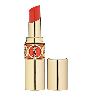 Yves Saint Laurent ROUGE VOLUPTÉ - Silky Sensual Radiant Lipstick SPF 15 in Color 15 Extreme Coral