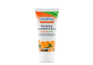 AcneFree® Energizing Acne Wash & Scrub
