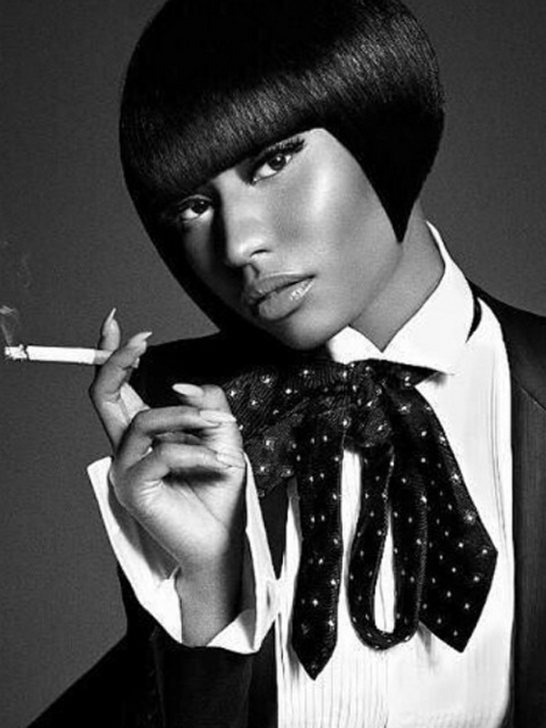 "Nicki Minaj L""Uomo Vogue Music Issue October 2014nicki-minaj-luomo-vogue-5"