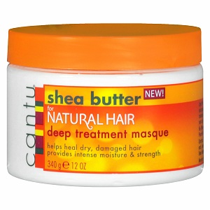 Cantu Shea Butter For Natural Hair Deep Treatment Masque Review