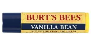 Burt's Bees Vanilla Bean