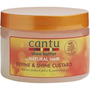 Cantu Shea Butter for Natural Hair Define & Shine Custard Photo