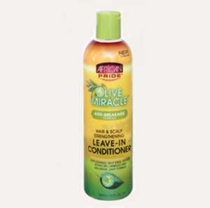 OLIVE MIRACLE LEAVE-IN CONDITIONER